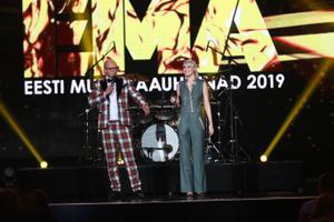 Eesti Muusikaauhinnad 2019.