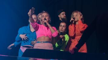 Eesti Laul 2019 I poolfinaali lavaproov, ÖED