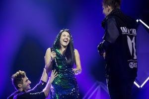 Eesti Laulu 1. poolfinaali proov, Ranele