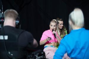 Eesti Laulu 1. poolfinaali peaproov, ÖED