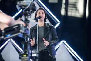 Eesti Laulu 1. poolfinaali peaproov, Victor Crone