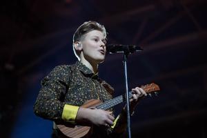 Eesti Laulu 1. poolfinaali peaproov, Inger