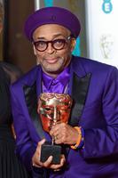 Londonis selgusid 72. Briti filmiauhindade võitjad. Pildil lavastaja-stsenarist Spike Lee.