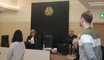 Deniss Metsavase ja Pjotr Volini kohtuistung.