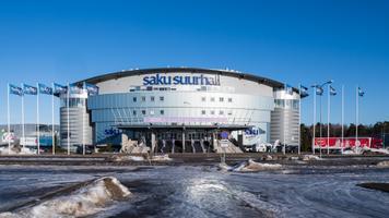 Eesti Laulu finaali viimased ettevalmistused Saku Suurhallis
