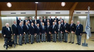 The Toronto Estonian Male Voice Choir.