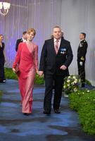 Politsei- ja Piirivalveameti Ida prefektuuri politseiametnik Deniss Koroljak ja Jelizaveta Koroljak
