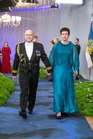 Päästeameti Ida päästekeskuse juht Ailar Holzmann ja Marju Holzmann