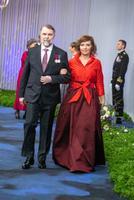 Martin Veinmann ja Kristel Uibo
