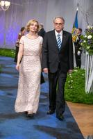 Brasiilia Liitvabariigi suursaadik Roberto Colin abikaasaga