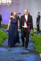 Läti Vabariigi suursaadik Raimonds Jansons abikaasaga