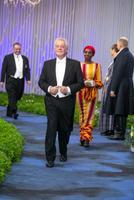 Luksemburgi Suurhertsogiriigi suursaadik Gérard Philipps abikaasaga