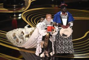 Parima kostüümikunsti Oscari andsid üle Melissa McCarthy ja Brian Tyree Henry