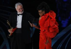 Hannah Beachler võitis esimese mustanahalisena parima kunstnikutöö Oscari filmiga