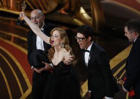 Guy Nattiv ja Jaime Ray Newman võitsid parima lühifilmi Oscari filmiga