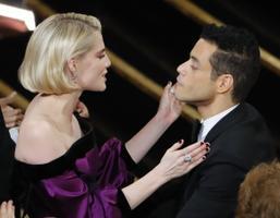Parima meespeaosa Oscari võitis Rami Malek rolli eest filmis