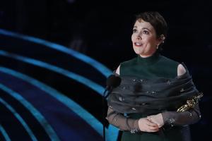 Parima naispeaosa Oscari võitis Olivia Colman rolliga filmis