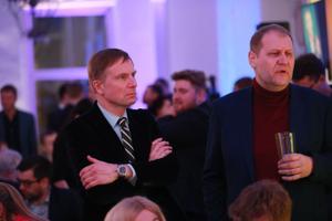 Eerik-Niiles Kross ja Urmas Kruuse