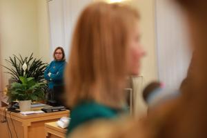 Reformierakonna juhatus arutas, kuidas võimukõnelustega edasi minna, taamal Maris Lauri