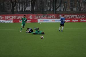 Tallinna FCI Levadia - JK Tallinna Kalev