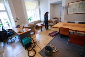 Vabaerakonna ruume juba puhastatakse.