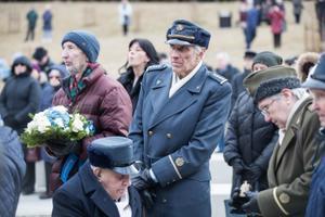 Märtsiküüditamise mälestustseremoonia