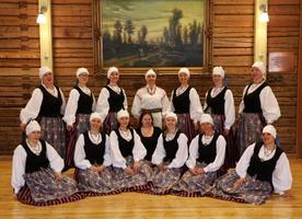 Finland-based folk dance troupe Vingerpussid.
