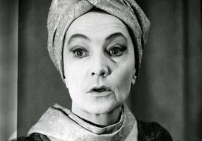 Näitleja Ita Ever. 1970ndad