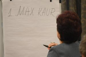 Jõhvi vallavolikogu valis vallavanemaks Max Kauri.