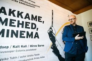 Gustav Ernesaksa lavastuse pressiesitlus
