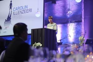 Carolin Illenzeeri fondi õhtusöök.