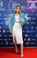 Moskva Eurovisiooni eelpidu, Valgevene laulja Zina Kouprianovitch (Zena)