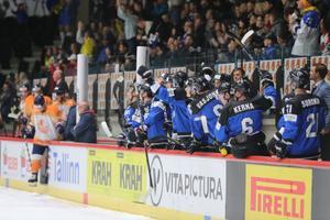 äähoki MM-turniir Tallinnas: Eesti - Holland