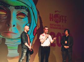 14. Haapsalu õudus- ja fantaasiafilmide festival