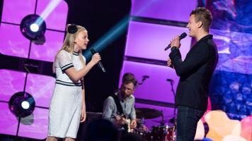 Jete-Pauline Ollep ja Juss Haasma