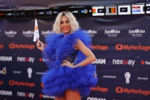 Eurovisiooni oranž vaip, Küprose esindaja Tamta Goduadze