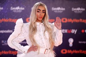 Eurovisiooni oranž vaip, Prantsusmaa esindaja Bilal Hassani