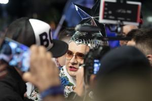 Eurovisiooni oranž vaip, Verka Serduchka Ukrainast