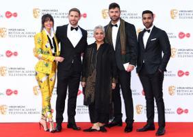 BAFTA galale saabujad