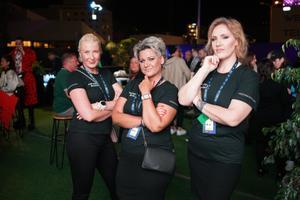 Eurovisiooni esimese poolfinaali eel kohtusid Läänemere maade esindajad