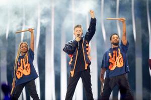 Eurovisiooni esimese poolfinaali peaproov, Belgia
