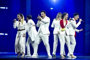 Eurovisiooni esimese poolfinaali peaproov, Montenegro