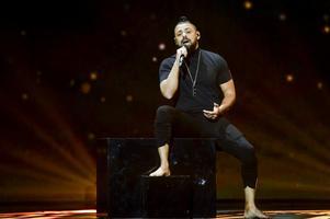 Eurovisiooni esimese poolfinaali peaproov, Ungari