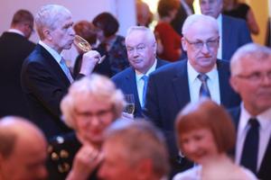 Olümpiavõitja Jaan Taltsi 75 aasta juubel Estonia kontserdisaalis