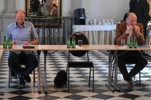 Valitsuse liikmed kogunesid Vihulasse riigi eelarvestrateegiat arutama