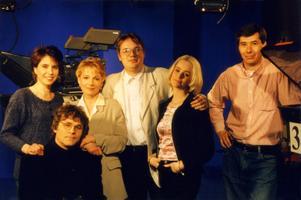 Jüri Aarma, Katrin Rand, Kärt Ulman, Artur Granström, Karmel Eikner, Peeter Tungal. 1997