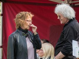 Reet Linna ja Jüri Aarma