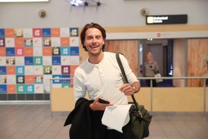 Виктор Крон вернулся из Тель-Авива.