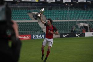 В прошлом году Кубок Эстонии по футболу выиграл нарвский
