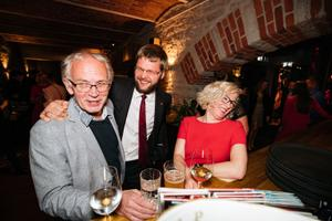 Eiki Nestor, Jevgeni Ossinovski ja Monika Haukanõmm